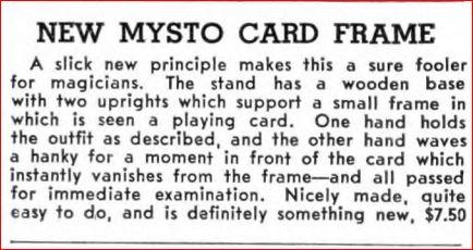 joe-berg-mysto-card-frame-ad-genii-1945-07