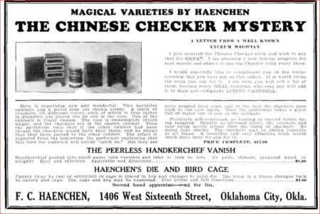 haenchen-chinese-checker-mystery-ad-sphinx-1929-12