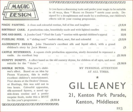 gil-leaney-humpty-dumpty-ad-abra-1952-10-25