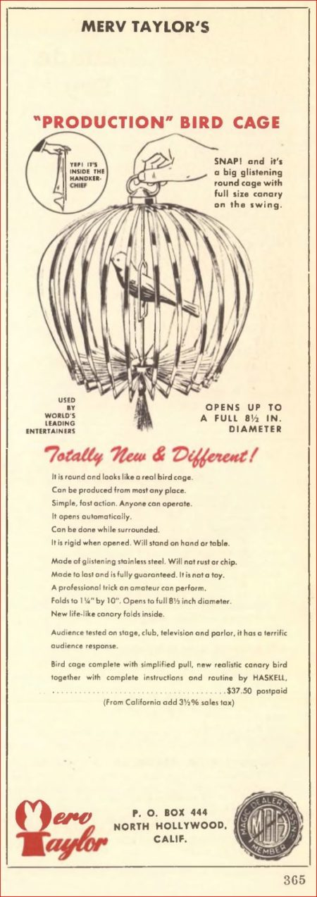 mery-taylor-production-bird-cage-ad-genii-1950-06