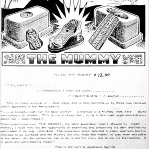 inzani-henley-the-mummy-ad-inzani-henley-catalog-1966