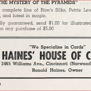 don-potts-mystery-of-the-pyramids-ad-linking-ring-1958-08