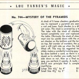 don-potts-mystery-of-the-pyramids-ad-tannens-catalog-03-1960