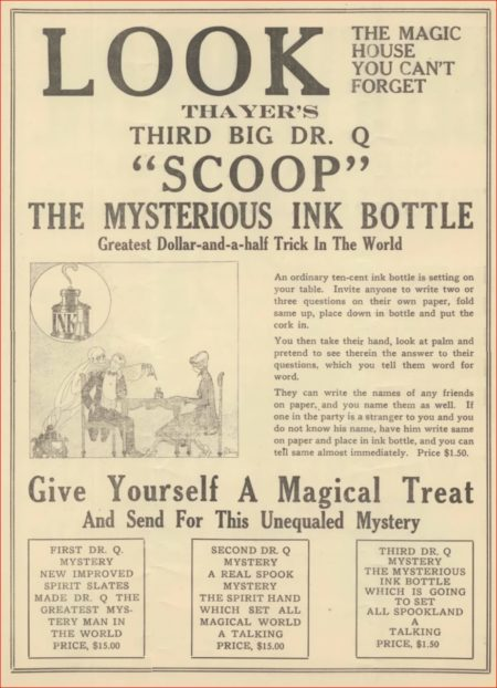 thayer-dr-q-spirit-slates-ad-magical-bulletin-1918-11