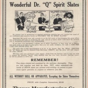 thayer-dr-q-spirit-slates-ad-magical-bulletin-1924-04