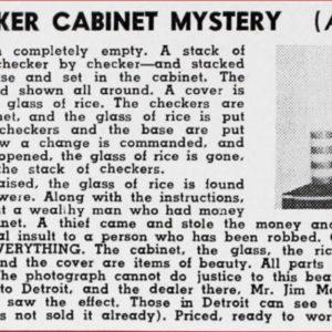 arturo-checker-cabinet-mystery-ad-linking-ring-1961-12