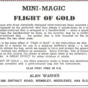 alan-warner-flight-of-gold-ad-abra-1972-07-01