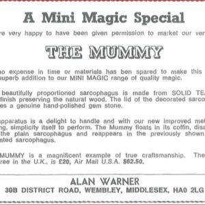 alan-warner-the-mummy-ad-abra-1974-06-29