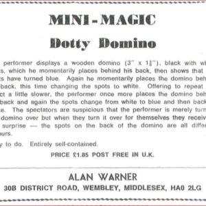 alan-warner-dotty-domino-ad-abra-1972-12-30