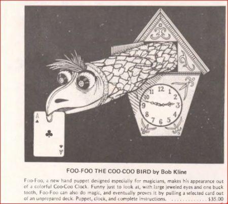 bob-kline-foo-foo-the-coo-coo-bird-ad-genii-1975-11