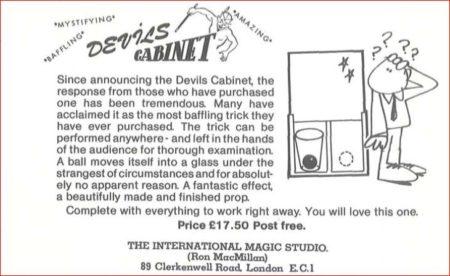 ron-macmillan-devils-cabinet-ad-abra-1981-06-20