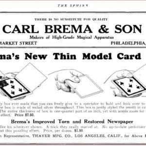 carl-brema-new-thing-model-card-box-ad-sphinx-1928-10