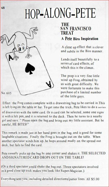 pete-biro-hop-a-long-pete-ad-magic-inc-catalog-22-1980
