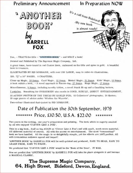 karrell-fox-another-book-ad-magigram-1979-09