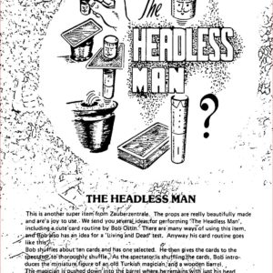 tony-lackner-the-headless-man-ad-ace-place-catalog-1983