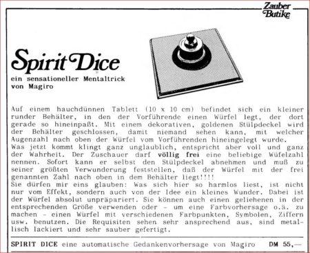 magiro-spirit-dice-ad-zauber-brief-1986-04