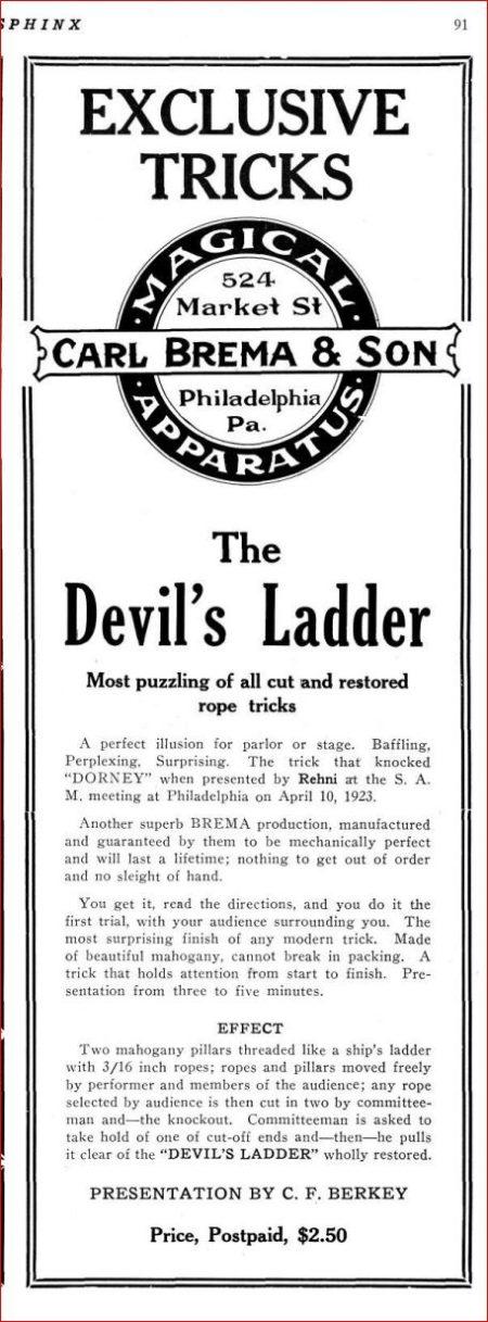 carl-brema-devils-ladder-ad-sphinx-1923-05