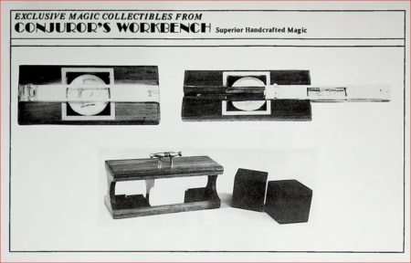 conjurors-workbench-ad-ron-allesi-newsletter-1993-03