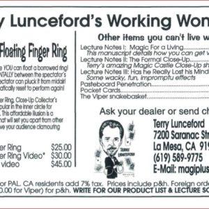 terry-lunceford-viper-ad-magic-1995-10