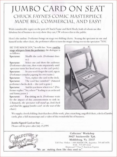 cw-jumbo-card-on-seat-ad-magic-1995-08