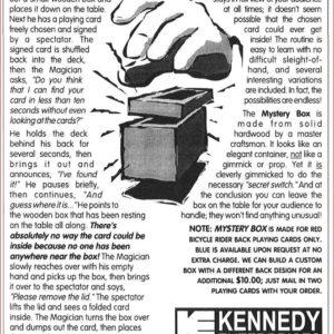 john-kennedy-mystery-box-ad-magic-1996-12