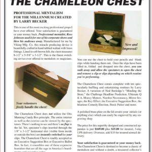 larry-becker-chameleon-chest-ad-linking-ring-1997-05