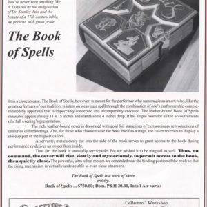 collectors-workshop-book-of-spells-ad-magic-1996-06