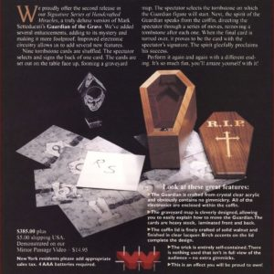 wellington-enterprises-guardian-of-the-grave-ad-genii-1999-10