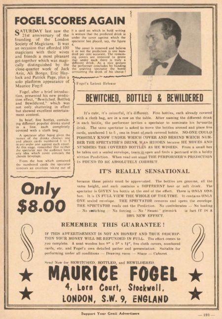 maurice-fogel-Bewitched-Bottled-Bewildered-ad-1962