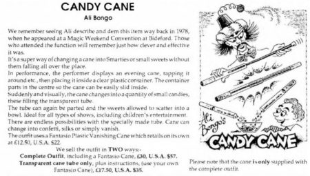 ali-bongo-candy-cane-ad-1978
