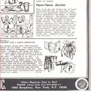 rings-n-things-passe-passe-bottles-ad-1977