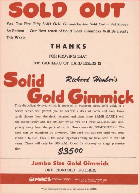 himber-solid-gold-gimmick-ad-genii-1957-12