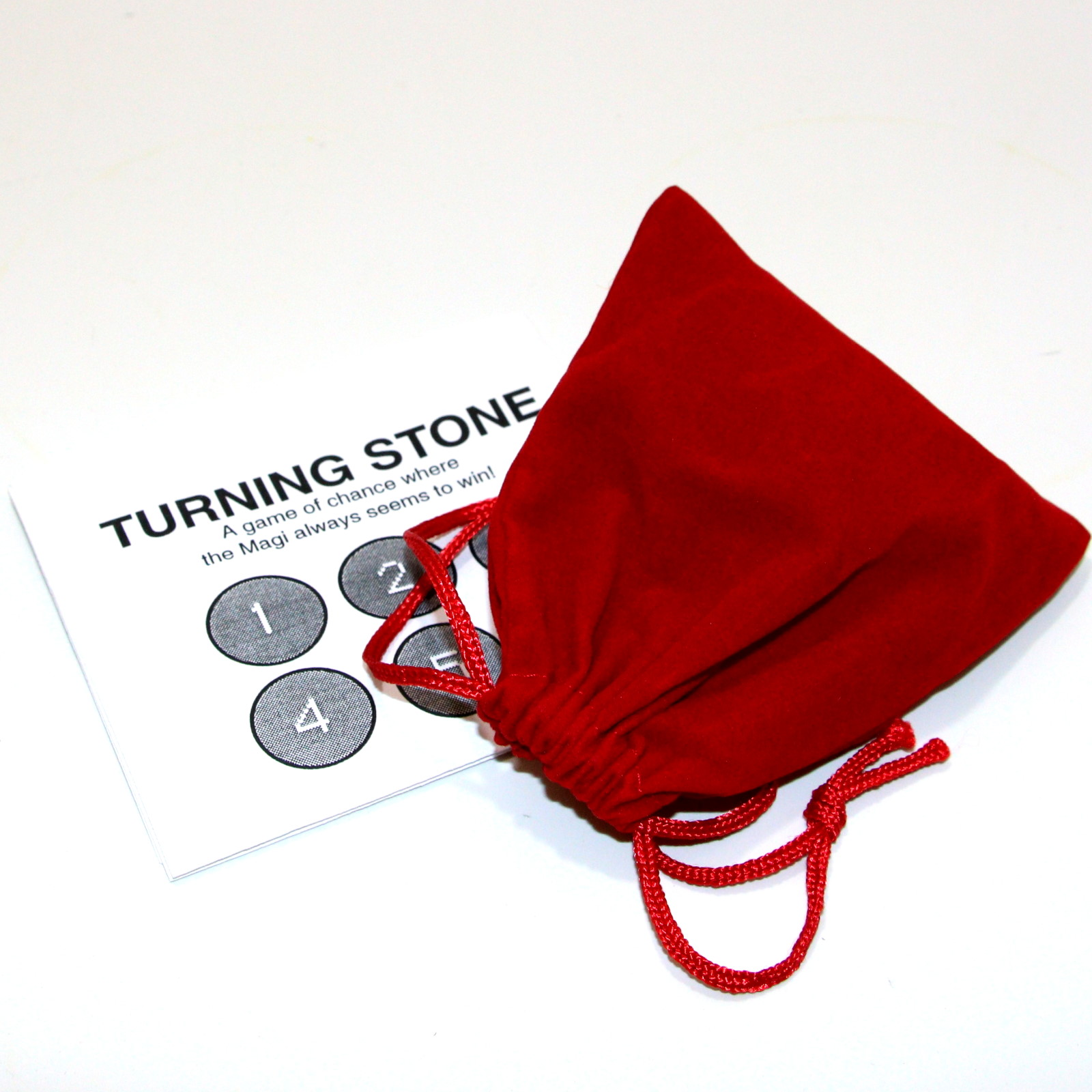 Turning Stone by Jack Ruda