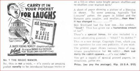 sid-lorraine-magic-manor-small-ad-magigram-1974-12