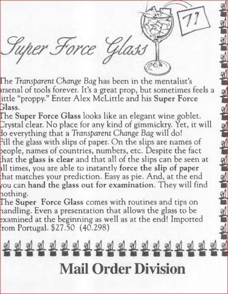 super-force-glass-ad-hank-lee-catalog-14-2002