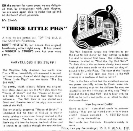 supreme-three-little-pigs-ad-1966