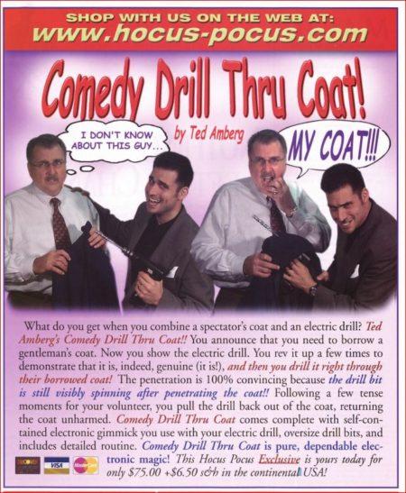 ted-amberg-comedy-drill-thru-coat-ad-2001