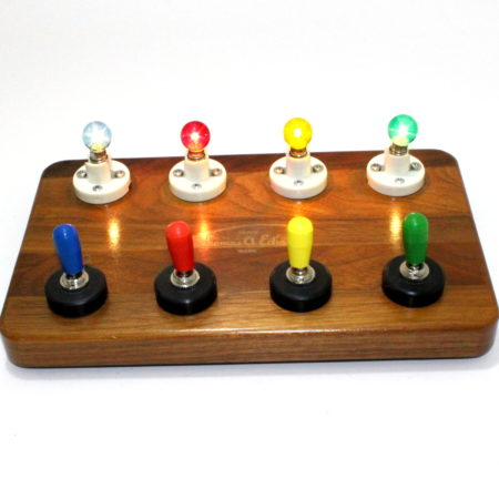 Review by Andy Martin for Mini Magic SwitchBoard by Wellington Enterprises