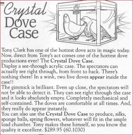 tony-clark-crystal-dove-box-ad-hank-lee-catalog-14-2002