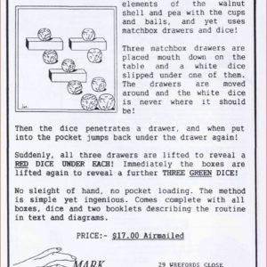 mark-leveridge-wild-dice-ad-linking-ring-1989-12