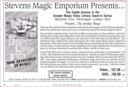 stevens-magic-himber-rings-ad-genii-2001-07