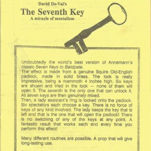 david-de-val-the-seventh-key-ad-2000