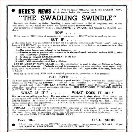 bob-swadling-swindle-ad-1964