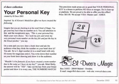 el-duco-your-personal-key-ad-genii-2005-12