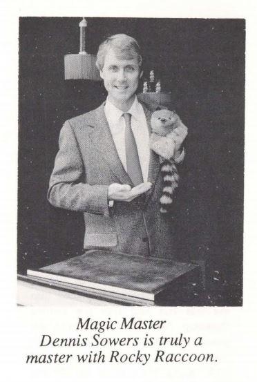 dennis-sowers-rocky-raccoonn-magic-masters-ad-1987