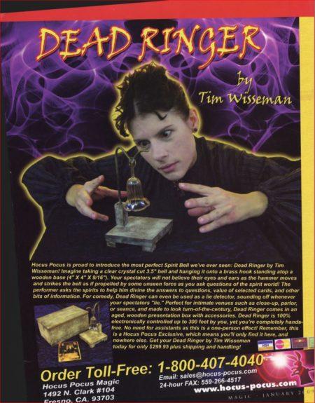 tim-wisseman-dead-ringer-ad-magic-2009-01