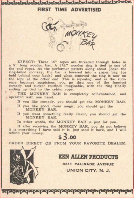 monkey-bar-ad-genii-1955-06