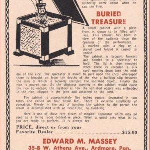 massey-buried-treasure-ad-genii-1957-12