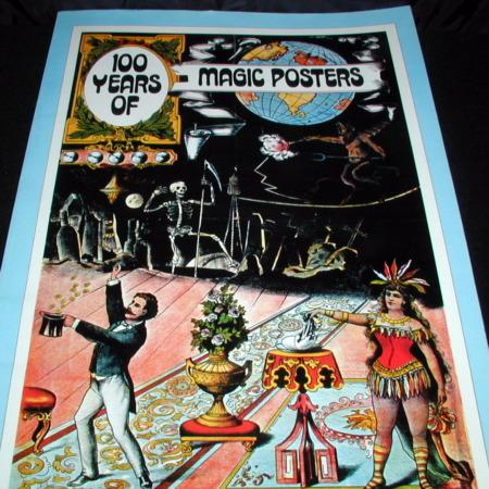 100 Years of Magic Posters by Charles Reynolds, Regina Reynolds