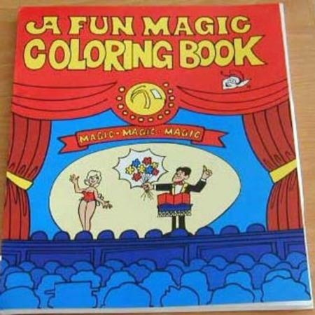 3 Way Coloring Book by Mak Magic